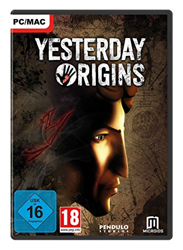 Astragon YESTERDAY ORIGINS Básico Mac / PC vídeo - Juego (Mac / PC, Aventura, Soporte físico)
