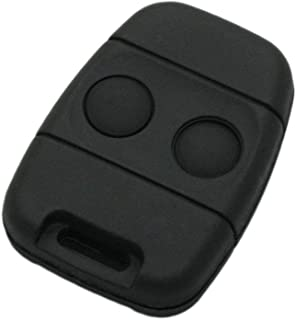 SEGADEN Replacement Key Shell fit for LAND ROVER Freelander Discovery 2 Button Keyless Entry Remote Key Case Fob PG708