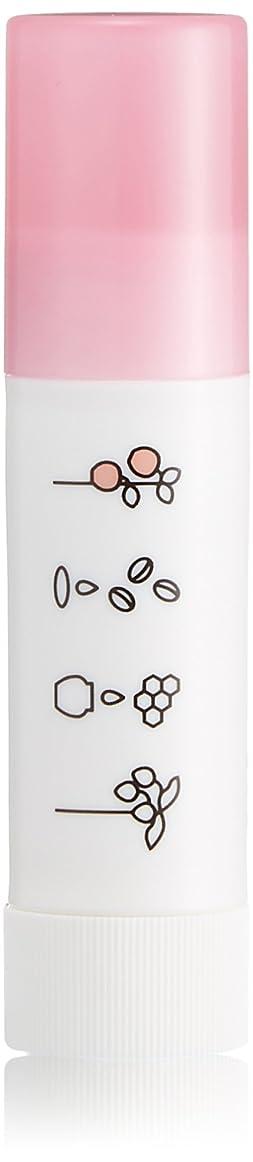 懐疑的外部残り物レシピスト ほんのり色づくリップクリーム ヌードピンク 3.5g