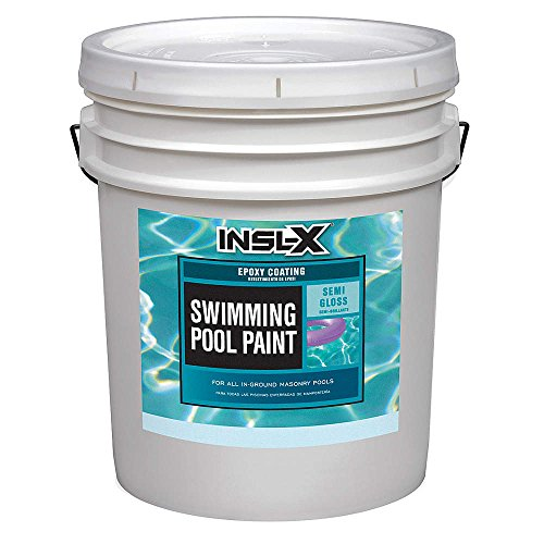 INSL-X Products WR1024099-05 WATERBORNE Swimming Pool Paint