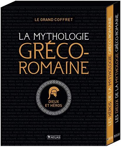 Le grand coffret de la mythologie gréco-romaine: Dieux et héros