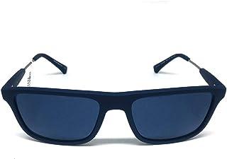 نظارات شمسية من امبوريو ارماني للرجال 0EA4151 - ازرق/ازرق، 56/18/145