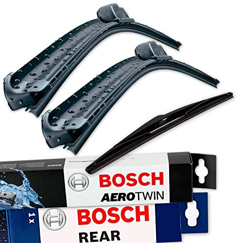 Bosch Aerotwin Scheibenwischer Komplett-Set vorne & hinten