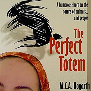 The Perfect Totem audiobook cover art