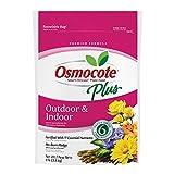 Osmocote 274850 Smart-Release Plant Food Plus Outdoor & Indoor, 8 lbs
