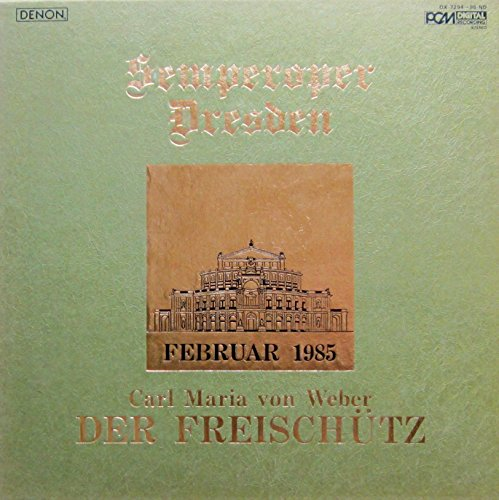 Carl Maria von Weber Der Freischütz (VINYL-BOX) Semperoper Dresden
