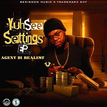 YUH SEE SETTINGS (EP)