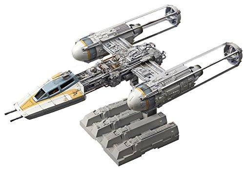 Bandai 160209 - Star Wars 1/72 Y-wing Starfighter,...