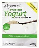 Best Yogurt Starters - Yogourmet Probiotic Yogurt , Freeze-Dried starter, 1oz Review