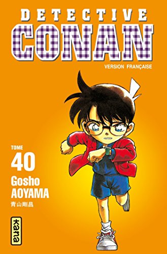 Détective Conan - Tome 40