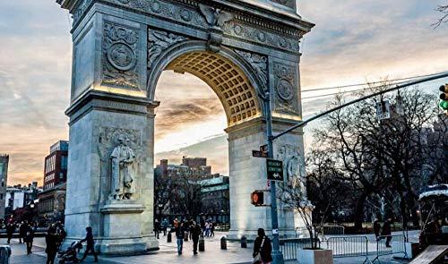 Arco De Triunfo Francés Paisaje Arquitectónico El Rompecabezas De Madera 70 Piezas Rompecabezas Juguetes Educativos Para Niños Adultos