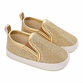 Mix & Max Faux Leather Elastic Side Panel Slip on Shoes for Girls