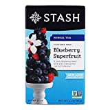 STASH TEA Blueberry Superfruit Premium Tea,...