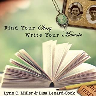 Find Your Story, Write Your Memoir audiobook cover art