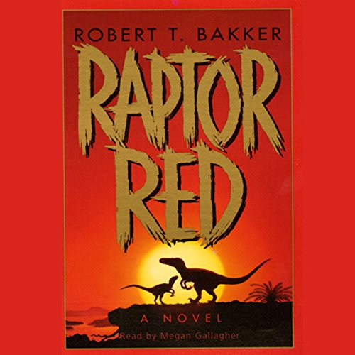 Raptor Red cover art