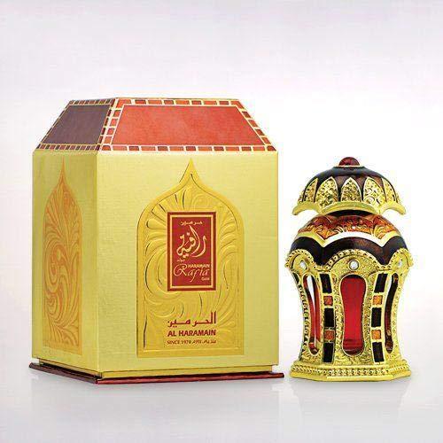 Al Haramain Perfumes Rafia Gold Aceite de perfume 20 ml