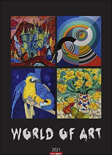 World of Art Kalender 2021