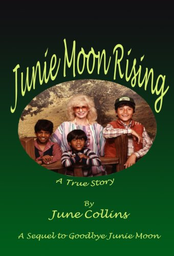 Book: Junie Moon Rising by June Collins