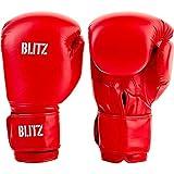 Blitz Training Boxhandschuhe, rot, 396,9 g (14 oz)