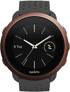 Suunto 3 2020 Edition Fitness Multi Sport Watch with Adaptive Training Guidance (Slate Grey Copper)
