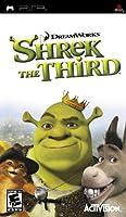 Shrek the Third (PSP 輸入版 北米)日本版PSP動作可