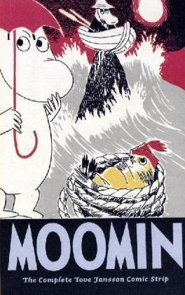 Moomin Book Four: The Complete Tove Jansson Comic Strip: 4