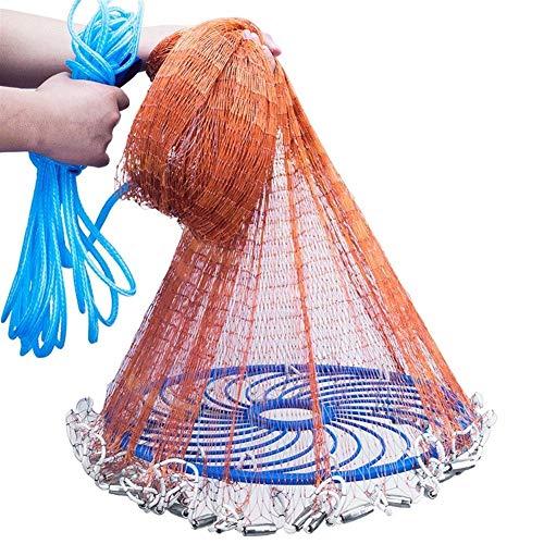 Red De Lanzamiento Frisbee atarrayas, Nets moldeada a mano, redes de pesca...