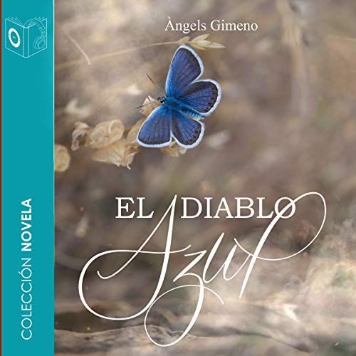 El diablo azul [The Blue Devil] audiobook cover art