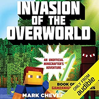 Invasion of the Overworld: An Unofficial Minecrafter's Adventure cover art