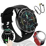 Orologio Intelligente Fitness Tracker Orologi Per Uomo e Donna, Cardiofrequenzimetro, Impermeabile...