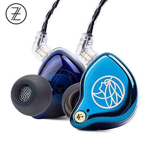 TFZ T2 Galaxy in-Ear Earphones Dynamic Driver HiFi Monitor Bass Noise Cancelling Headsets (001)
