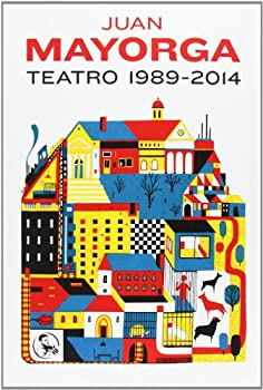 Paperback Teatro 1989-2014 (Libros Robados) (Spanish Edition) [Spanish] Book