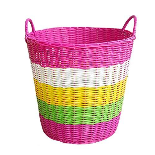 Kingrack Clasificador de lavander/ía cestas de lavander/ía de madera de bamb/ú con estantes de 2 niveles y bolsa extra/íble cesta para la colada con estante de almacenamiento para cuarto de ba/ño,negro
