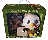 Create a new Thanksgiving family tradition or make gratitude a daily habit with Terry the Thankful Turkey! Follow Terry the Thankful Turkey in this rhyming story naming all of the things for which he is grateful. Afterwards, kids and their families a...