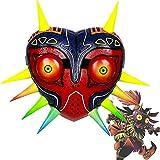 La Leyenda de Zelda Majora Mask Máscara Impresión 3D Personalizada Casco Cosplay Disfraz Costume Acc...