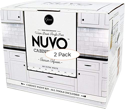 Nuvo Titanium Infusion 1 Day Cabinet Makeover Kit (Two Pack)