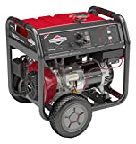 Briggs & Stratton 30679, 8000 Running Watts/10000 Starting Watts Gas Powered Portable Generator with Bluetooth Connectivity