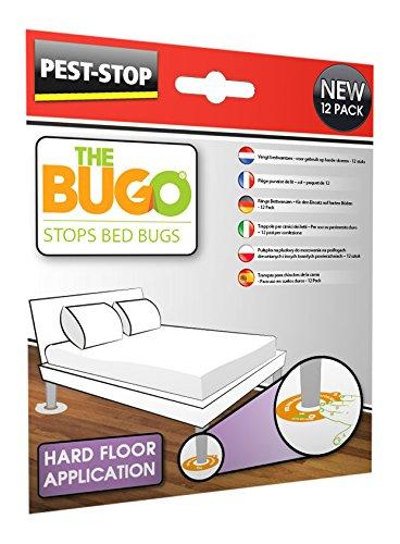 The Bugo Anti Bettwanzen für Hartboden