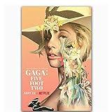 Dubdubdposter Und Drucke Lady Gaga 2017 Netflix
