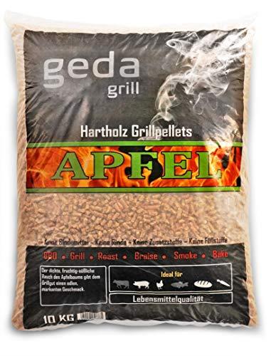 ACTIVA Grillpellets Pellets 30 KG Smoken R/äuchern Holzpellets Pellet/öfen 100/% Kirsche zum Grillen