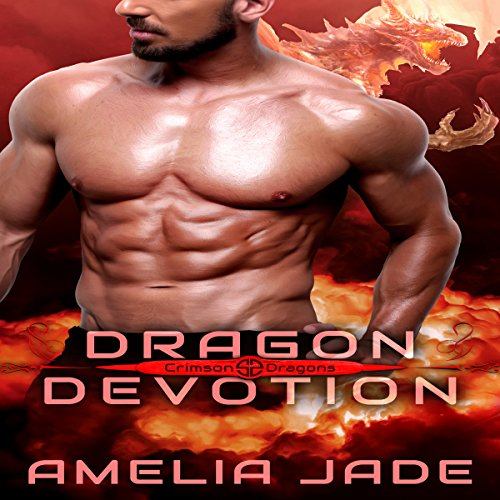 Dragon Devotion audiobook cover art