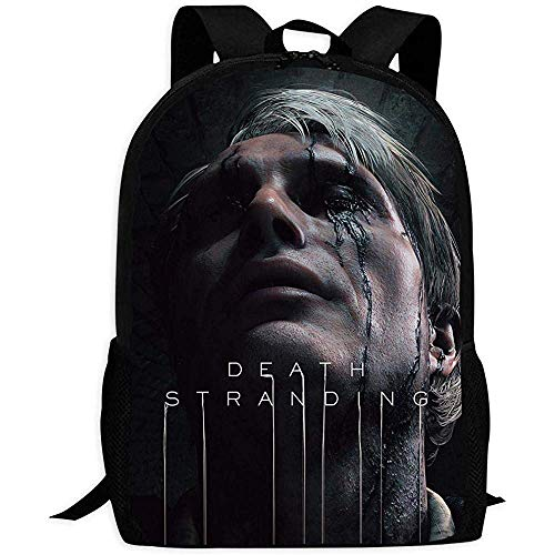 Student Backpack,DEA-TH Str-Anding Fashionable Shoulder Backpacks For Adults Boys Girls