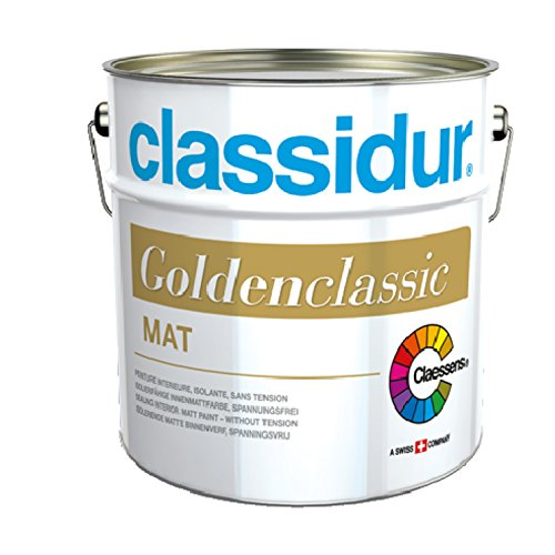 Golden Classic Mat{10} Classidur litros (anti nicotina de pared)