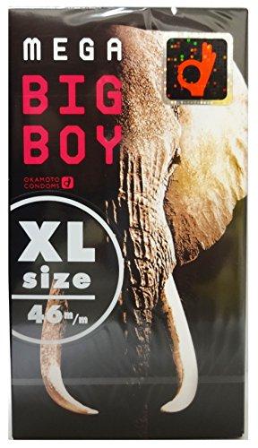Okamoto BIG BOY | Condoms | Mega Big Boy 12pc (dia:46mm) by Okamoto