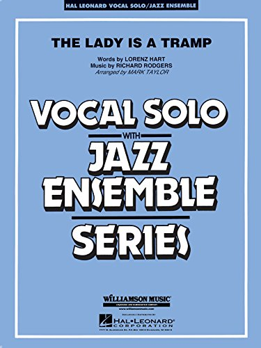 Lady Is A Tramp (Vocal Solo/Jazz Ens) - Jazz Ensemble - SET