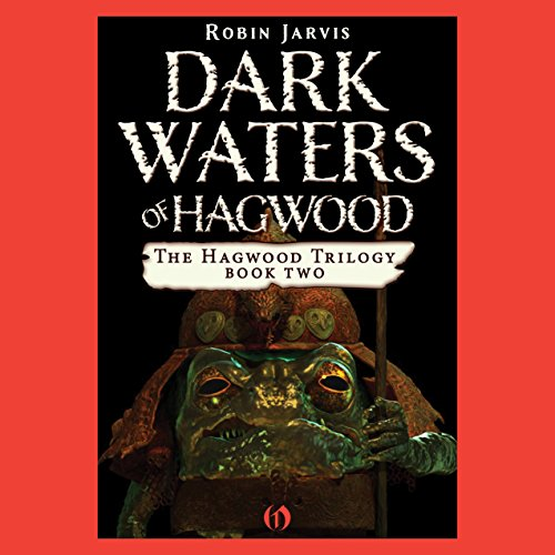 Dark Waters of Hagwood  By  cover art