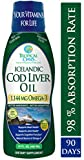 Best Barleans Cod Liver Oils - Icelandic Cod Liver Oil | Maximum Strength 1144mg Review