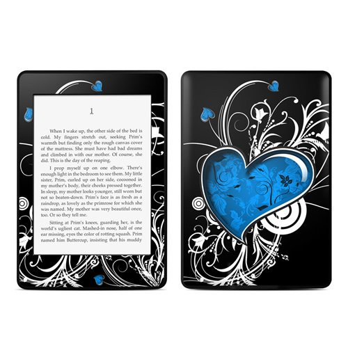 Kindle Paperwhite Skin Kit/Decal - Your Heart