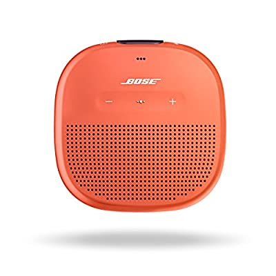 Bose SoundLink Micro Bluetooth Speaker - Bright Orange from Bose Corporation