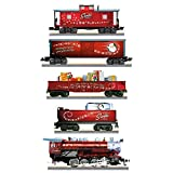 Hallmark Keepsake Santa Toymaker Express Lionel Electric Train Set